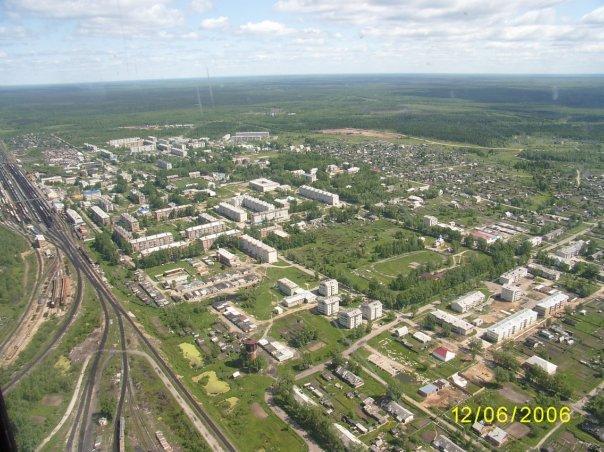 Ми́кунь- город (с. Республики Коми.